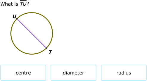 IXL - Circles: calculate area, circumference, radius and